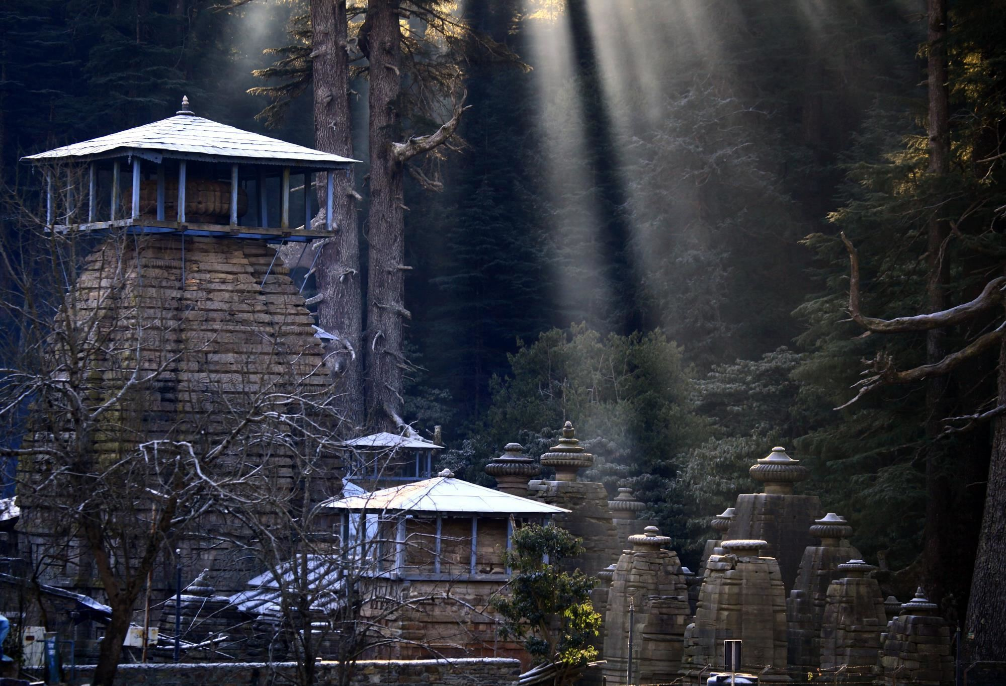 Shiva Walks at Jageshwar (04 Days; #862;)