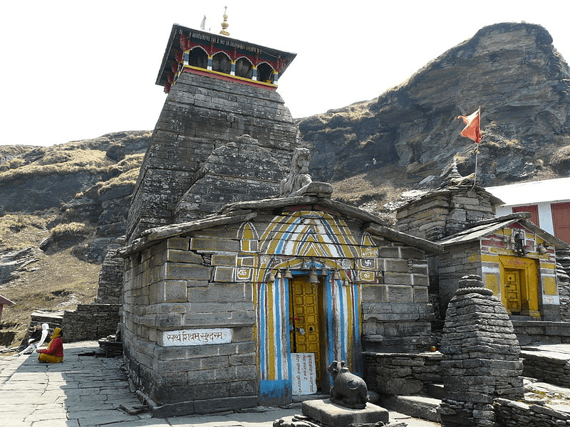 Shiva Walks Kedarnath and Tungnath (08 Days; # 402)