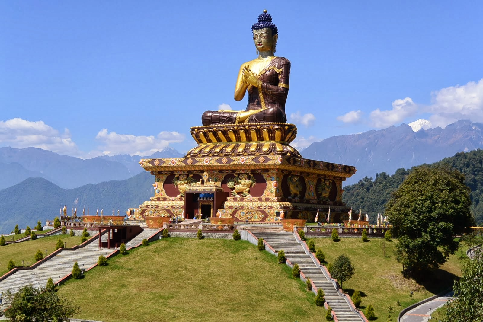 Sikkim - The Land of Sleeping Buddha (May 06 Days; # 316)