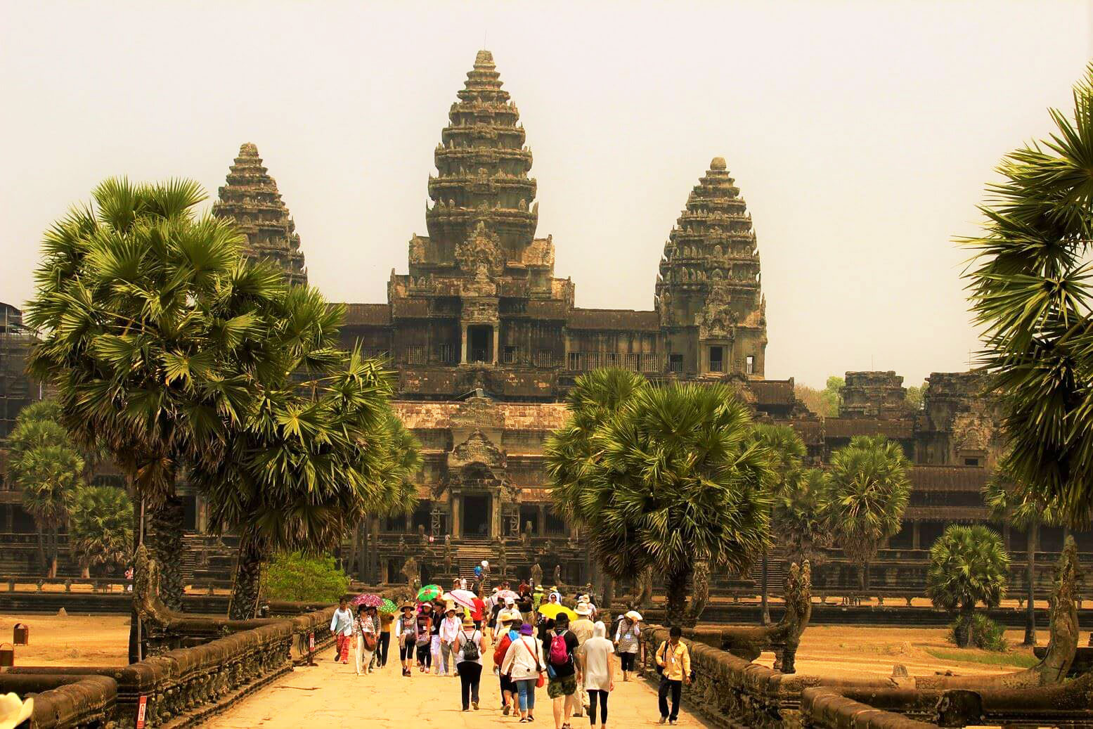 6-Day Culture Tour in Cambodia (06 Days; # 267)